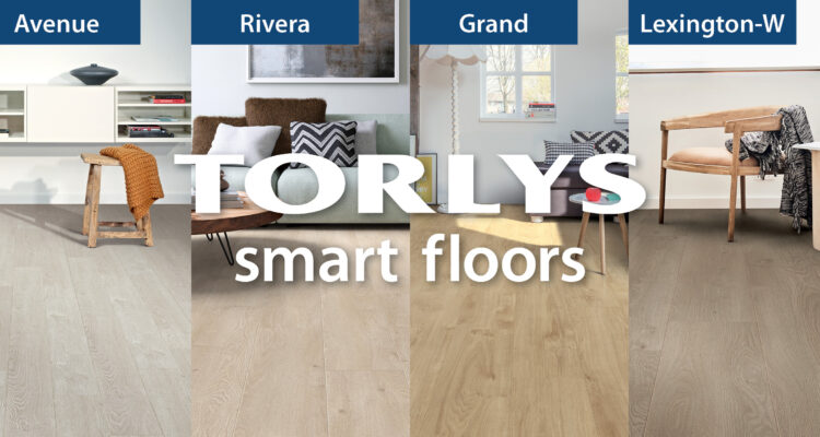 New Smart Laminate collections of Grand, Avenue, Rivera and Lexington-W